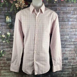 Hugo Boss Men's Shirt Long Sleeve Slim Regular L